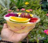 Salad buah manggo